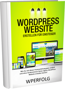 Wordpress Buch
